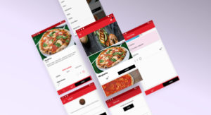 Restaurant Ui for android